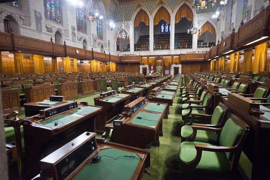 Ottawa for Chambre des communes